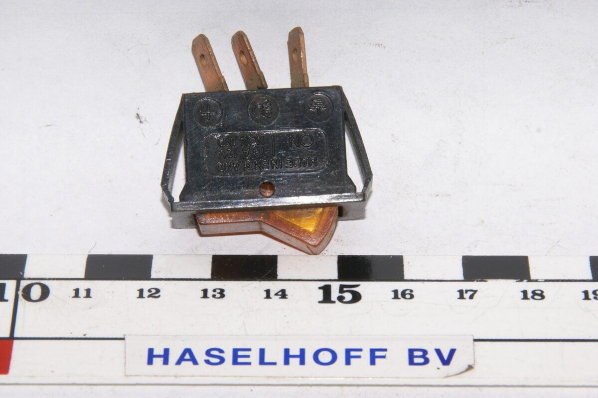schakelaar aan-uit 3-polig met lampje 160113-2244-0