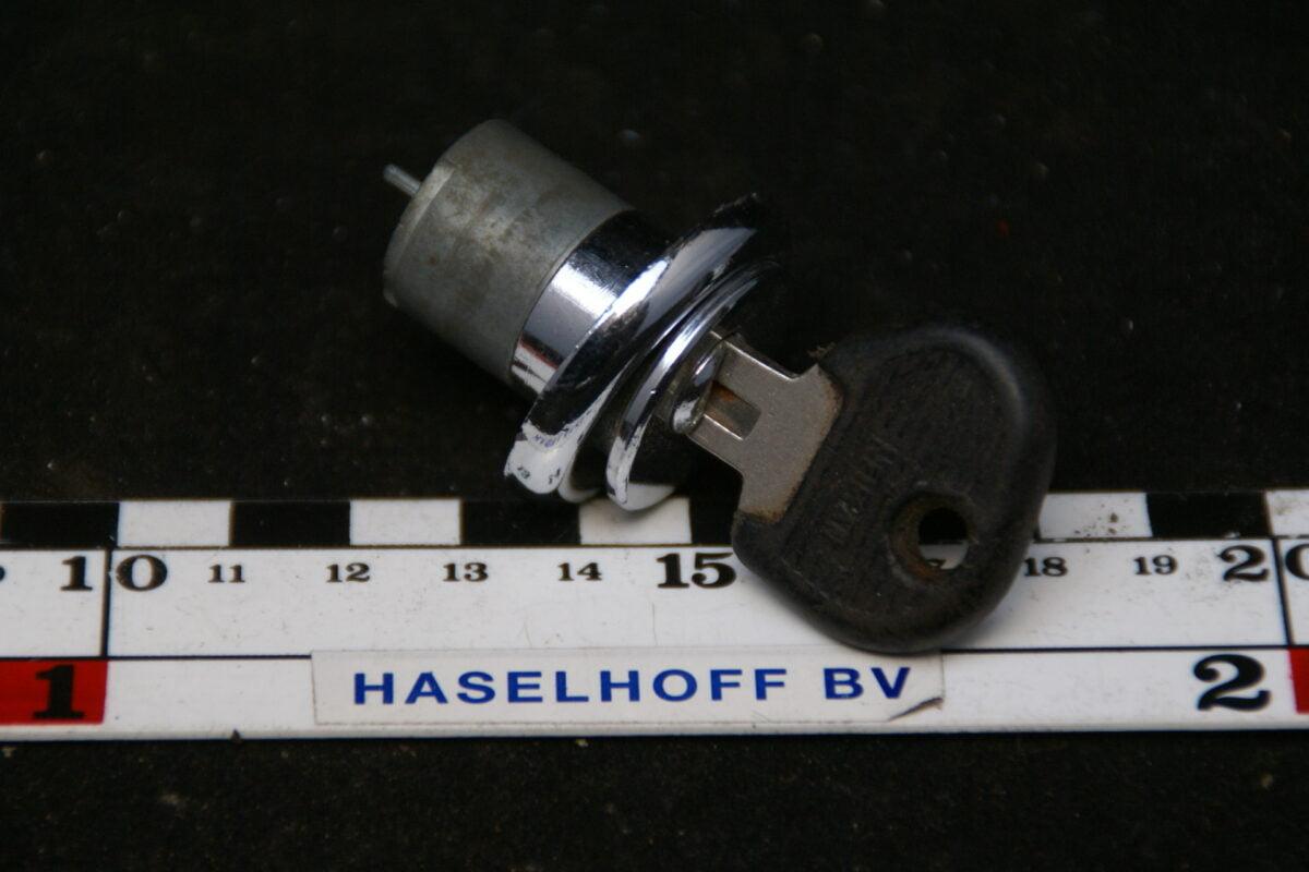 contactslot met sleutel 160504-4500-0