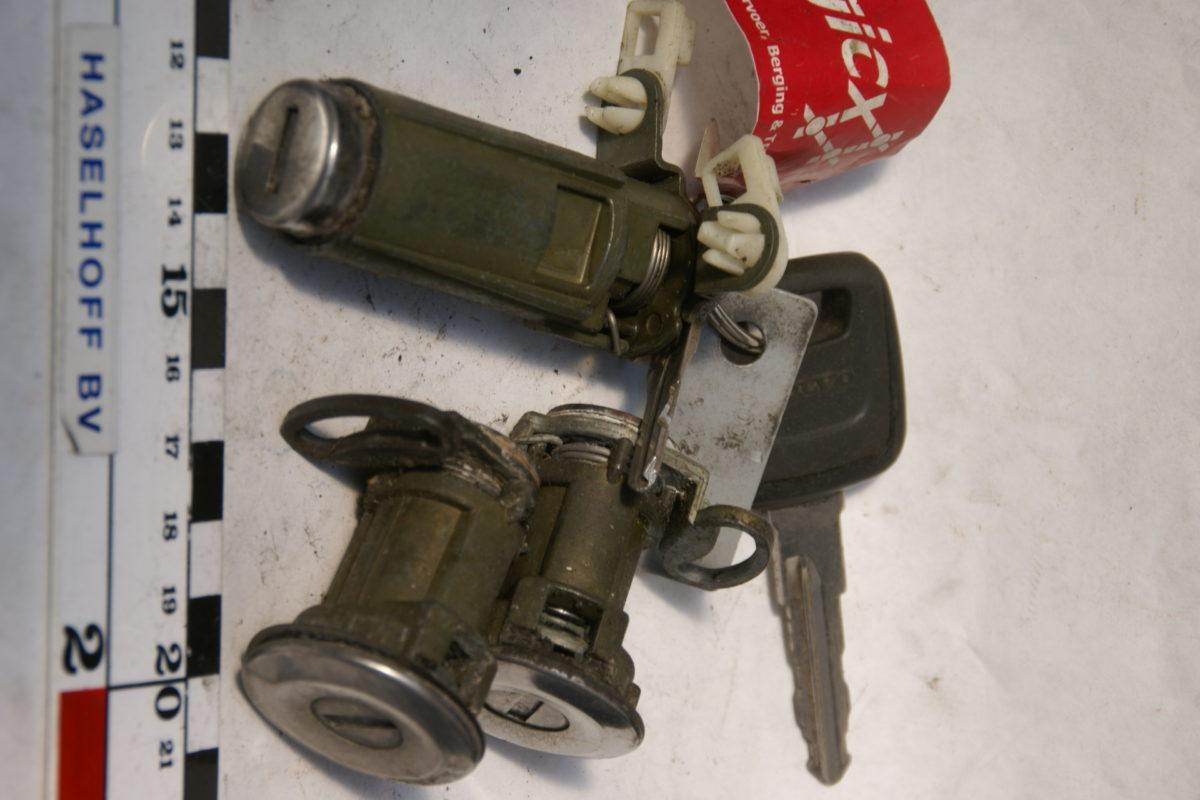 portierslot en kofferbakslot met sleutel 160504-4631-0