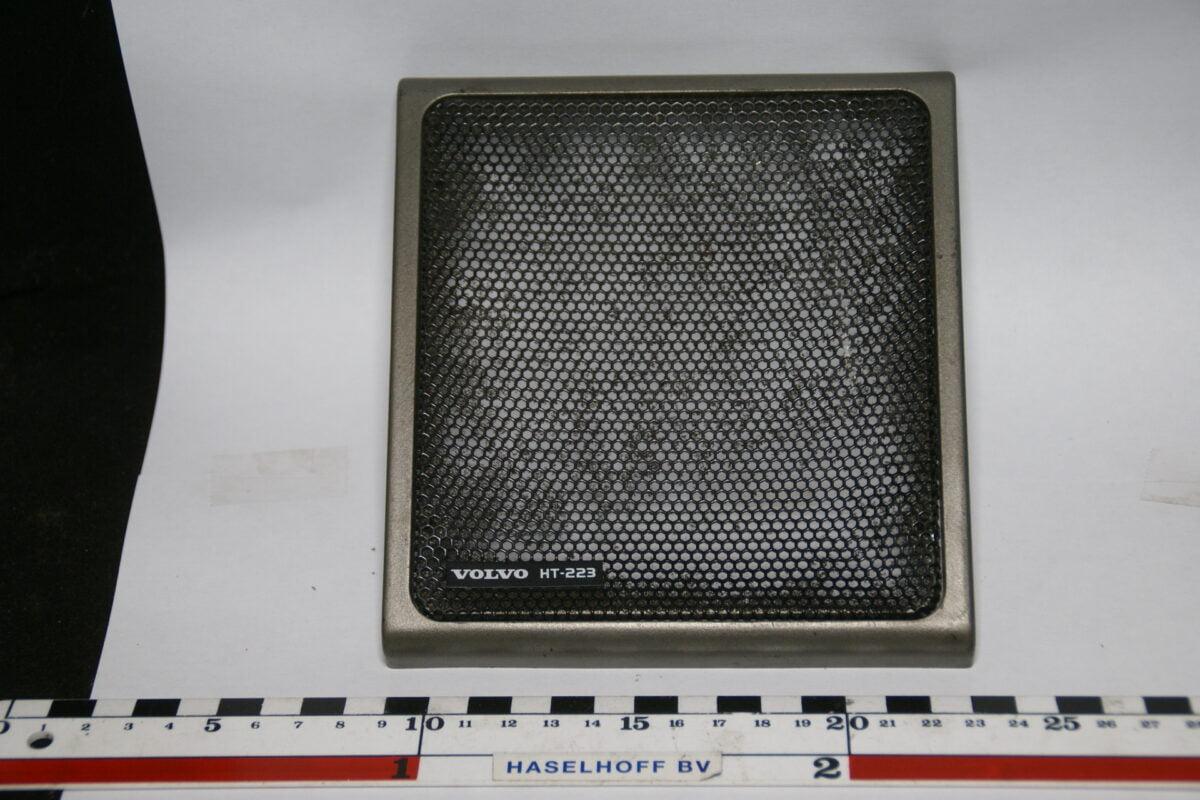 speakerplaat (zwart) HT-223-0