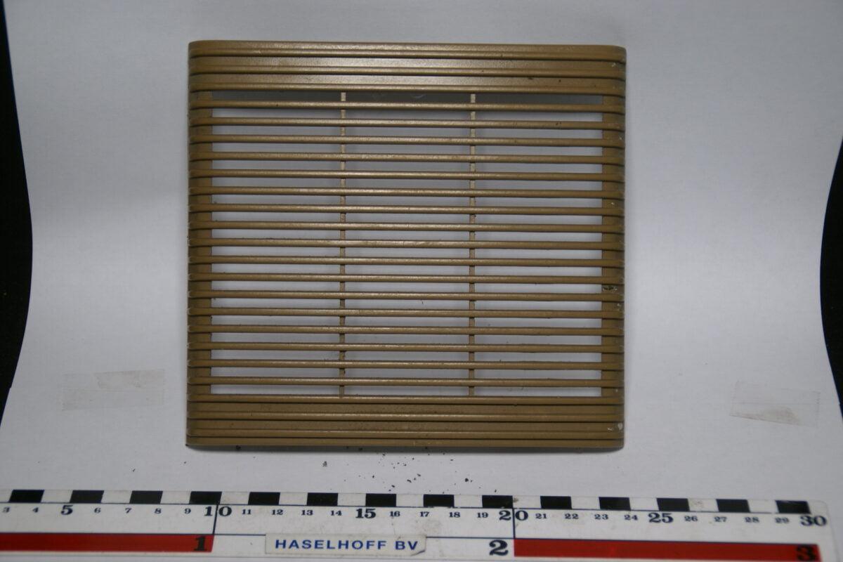 speakerplaat beige 150615-5074-0