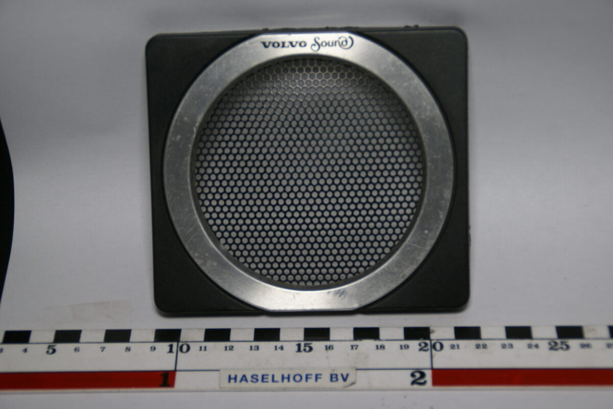 speakerplaat Volvosound 150615-5076-0