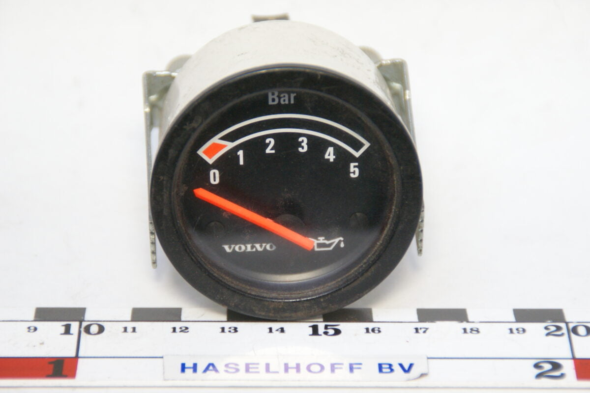 oliedrukmeter 5 bar 160224-3315-0
