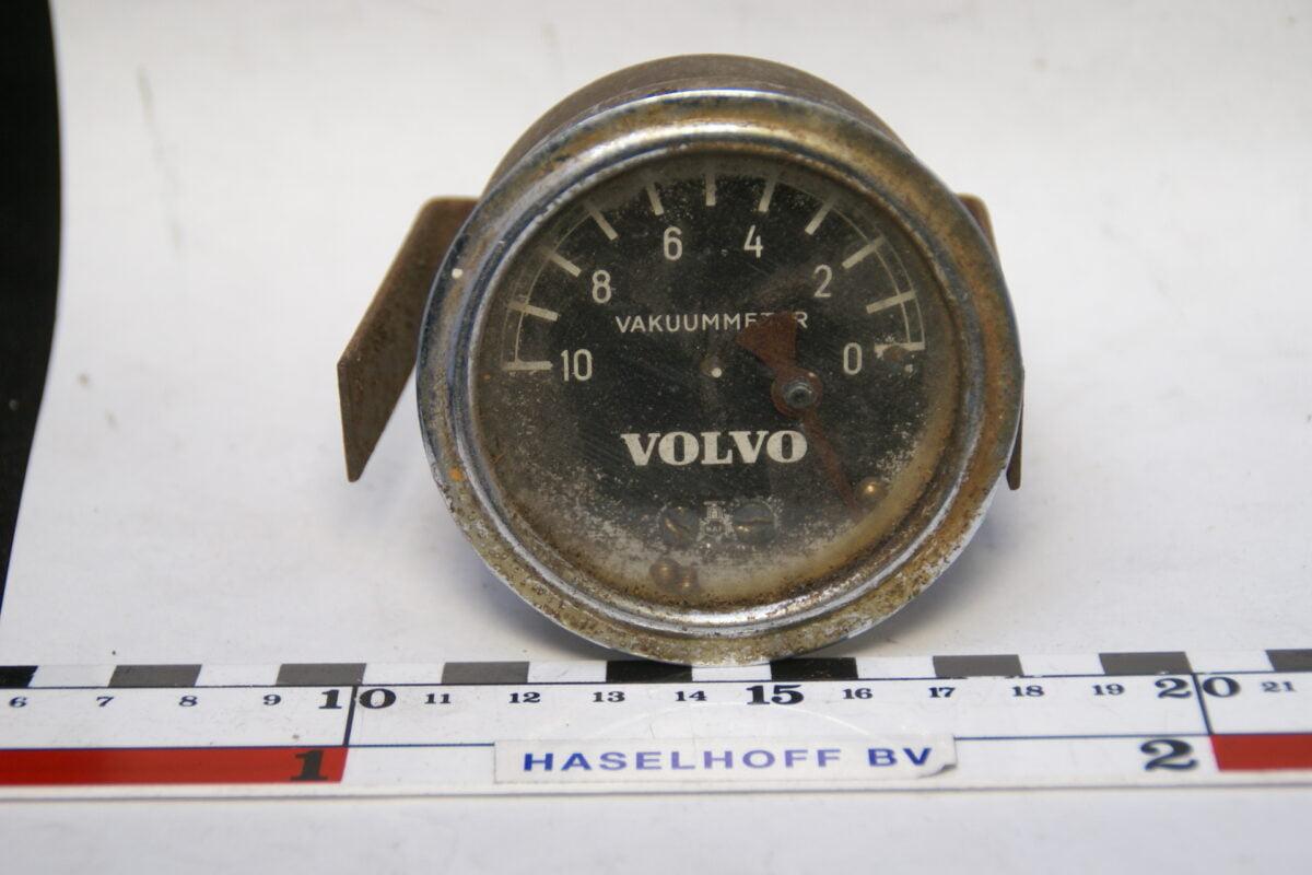 vacuummeter Volco ca 80mm 40'er jaren 160224-3334-0