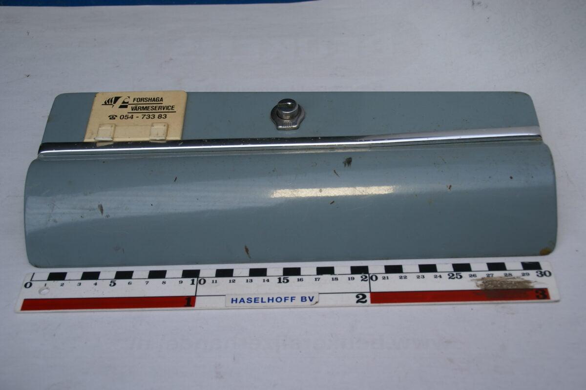 dashboardkast deksel grijs 160229-3382-0