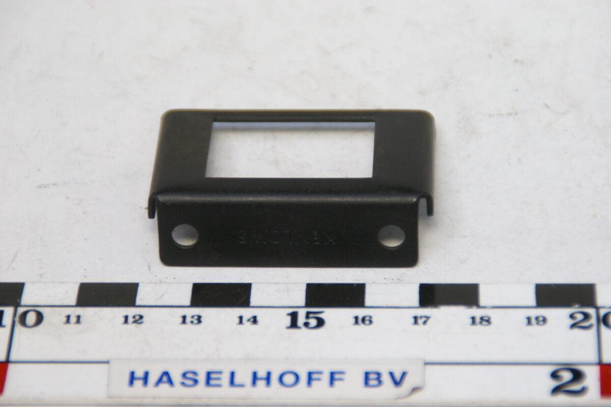 metalen houder voor schakelaar 70'er jaren 160229-3434-0