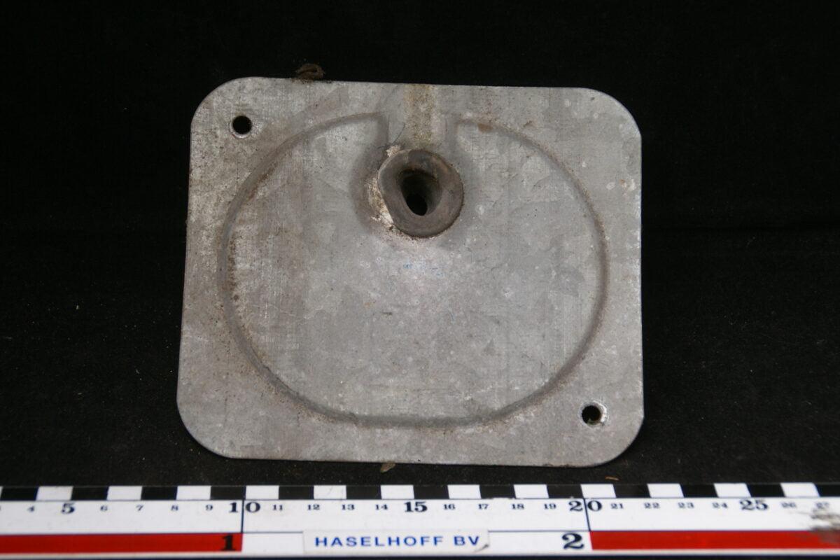 afdekplaat benzinetankvlotter 160302-3508-0