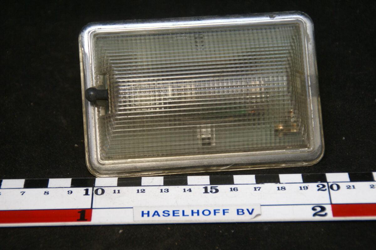 binnenverlichting lampje chroom vroeg model 160307-3574-0