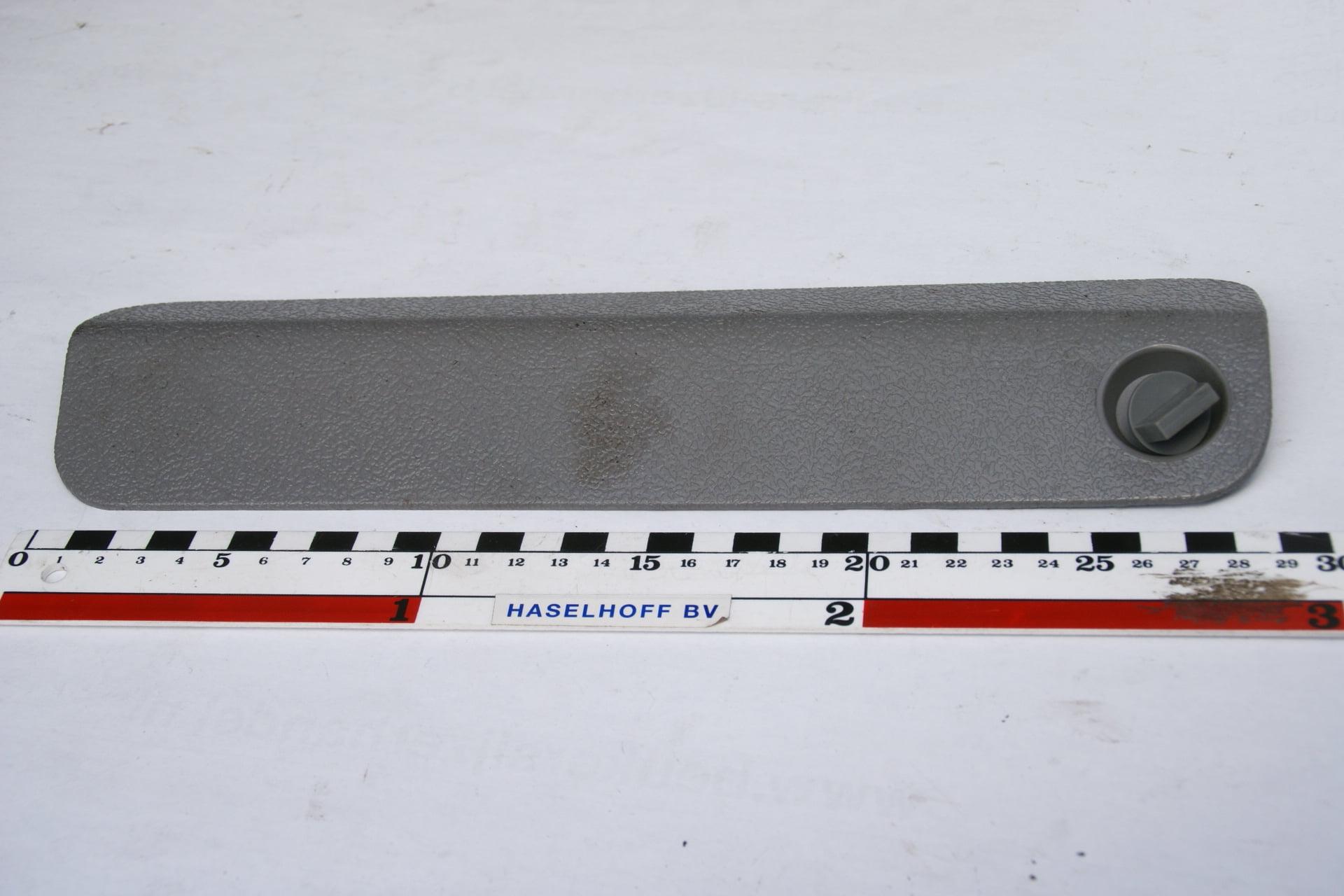 zekeringdeksel grijs met sluiting 160307-3597-0