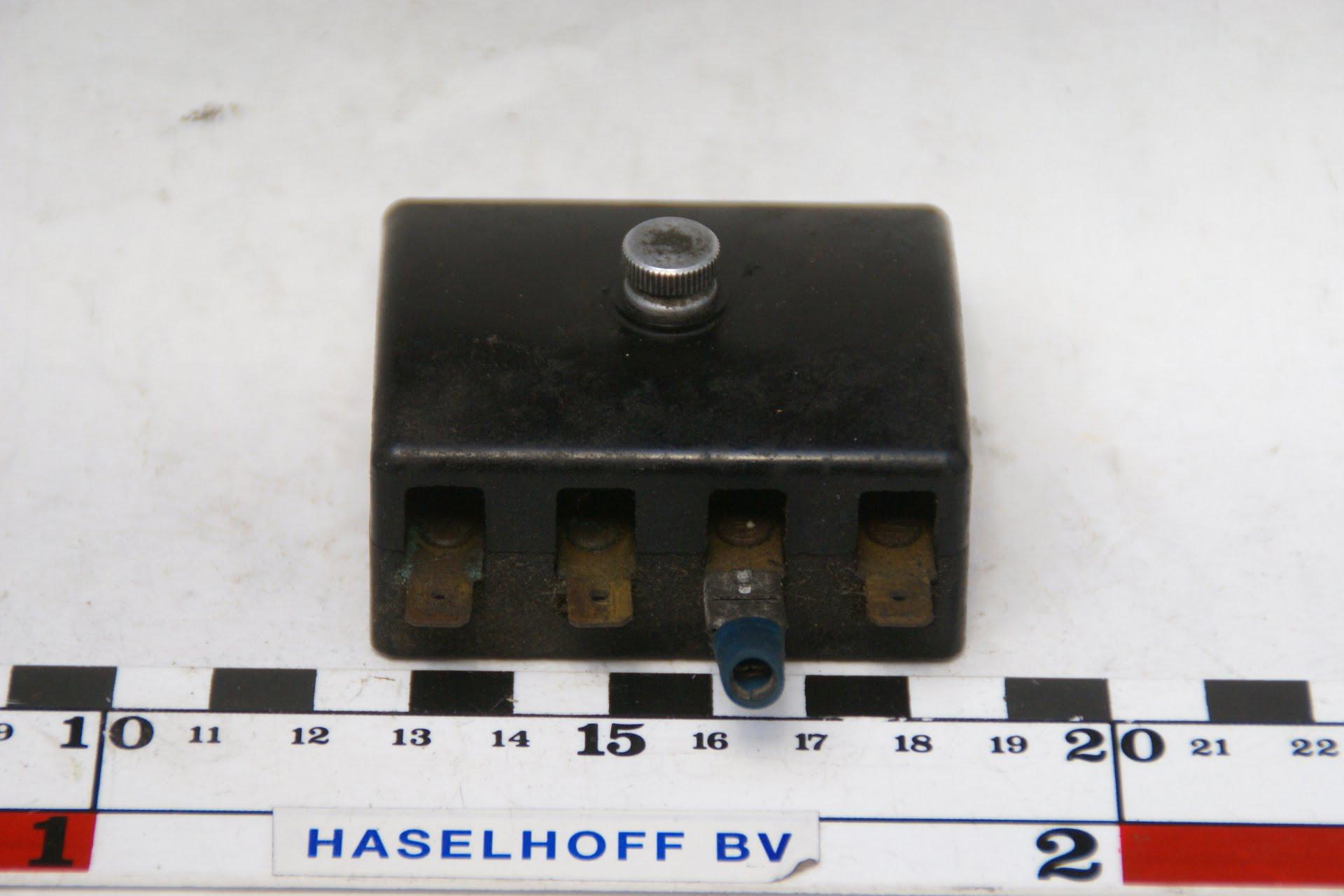 zekeringkast 4 zekeringen 160307-3611-0