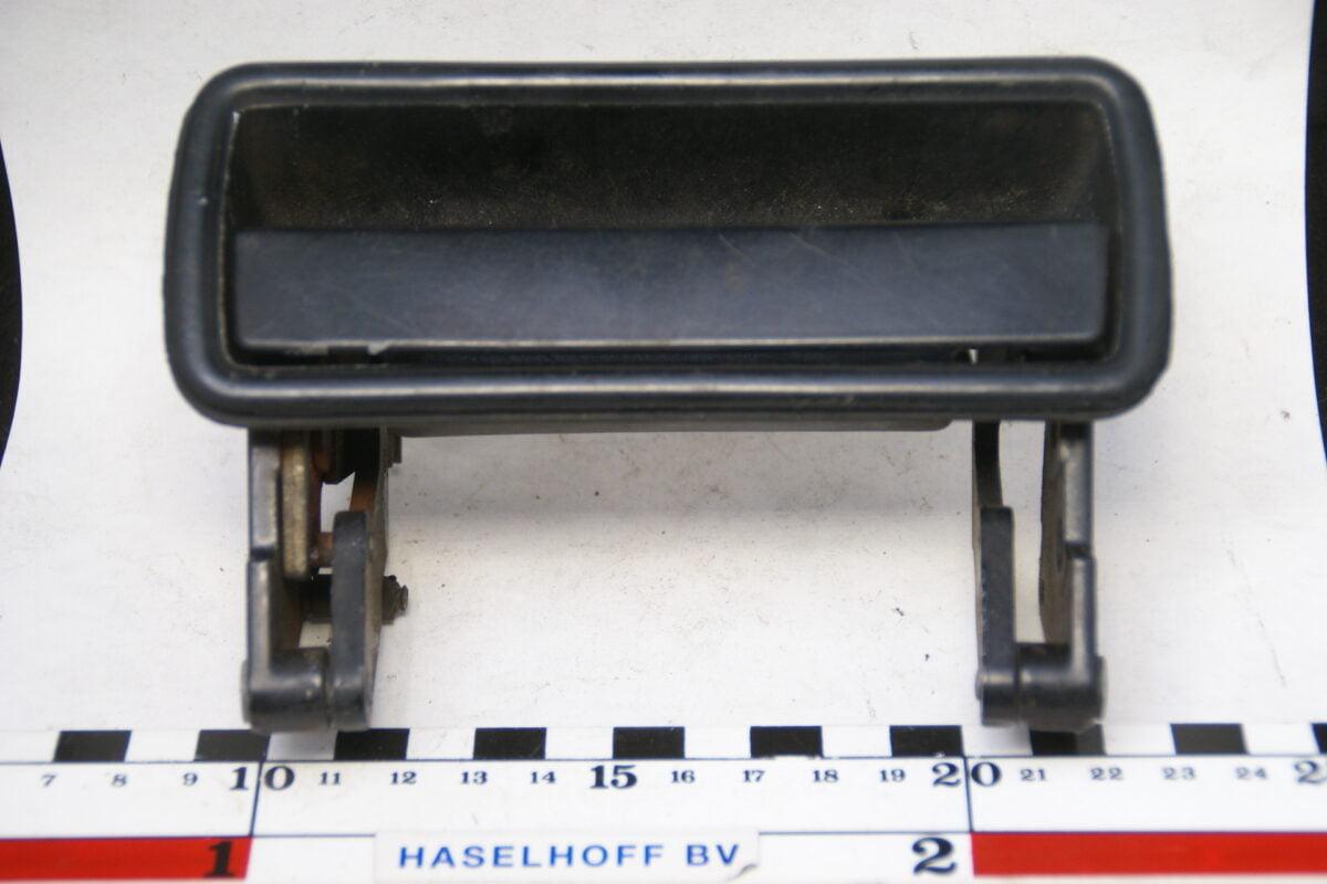 portierkruk buiten rechts zwart laat model 160307-3617-0