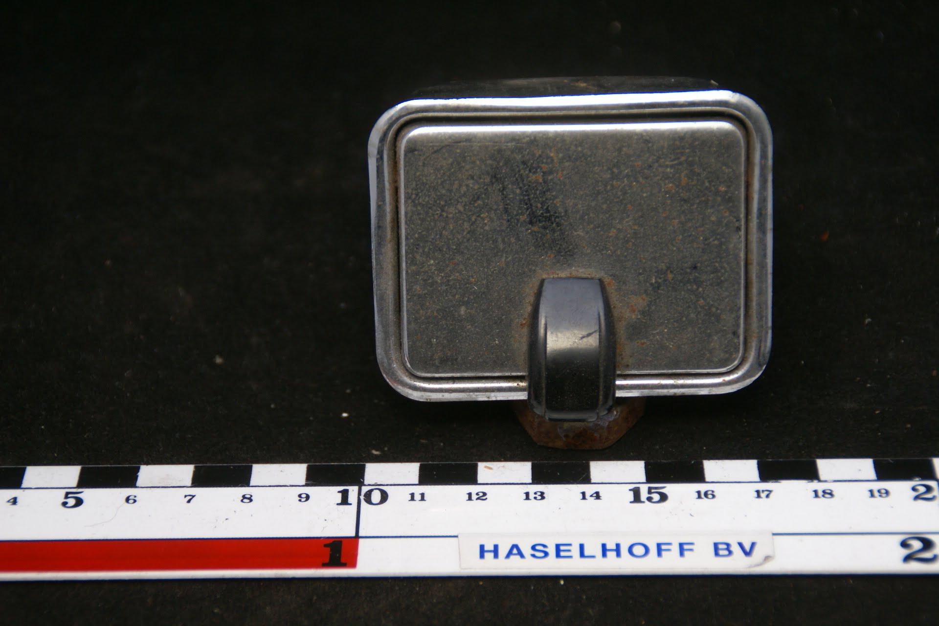 asbak chroom achter 160309-3648-0