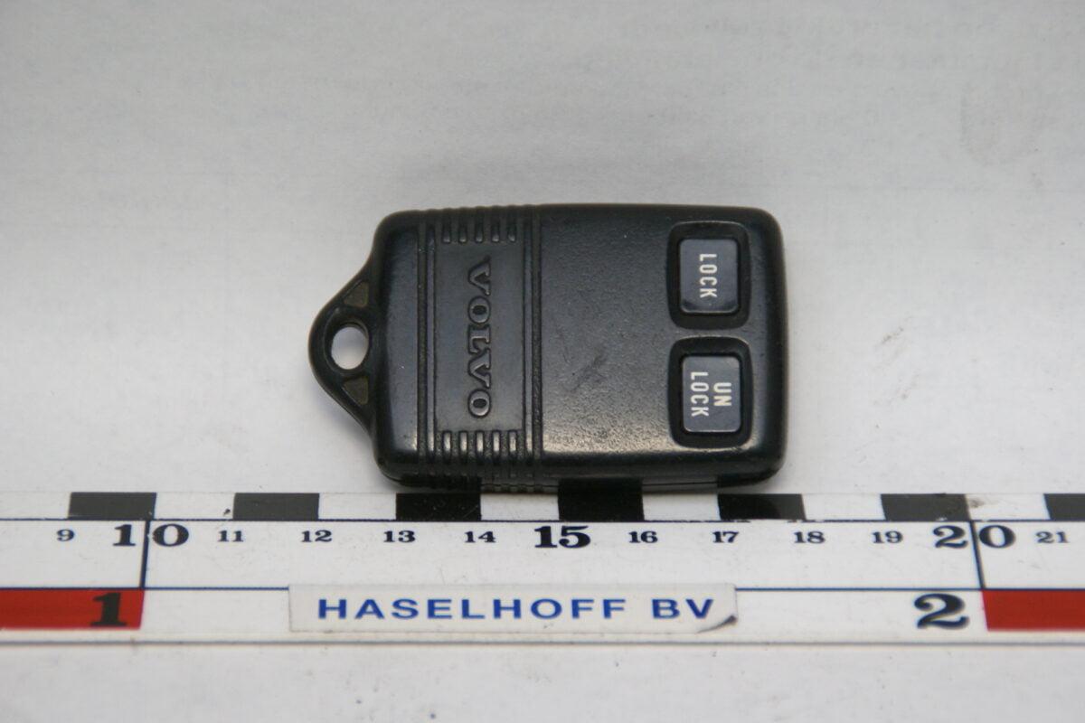 afstandsbediening zwart 2 knoppen 160523-4677-0