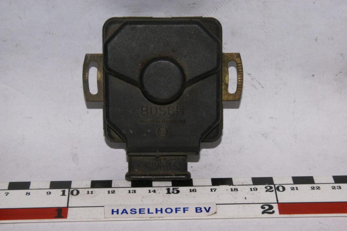 Bosch gasklepsensor 0280120039-0