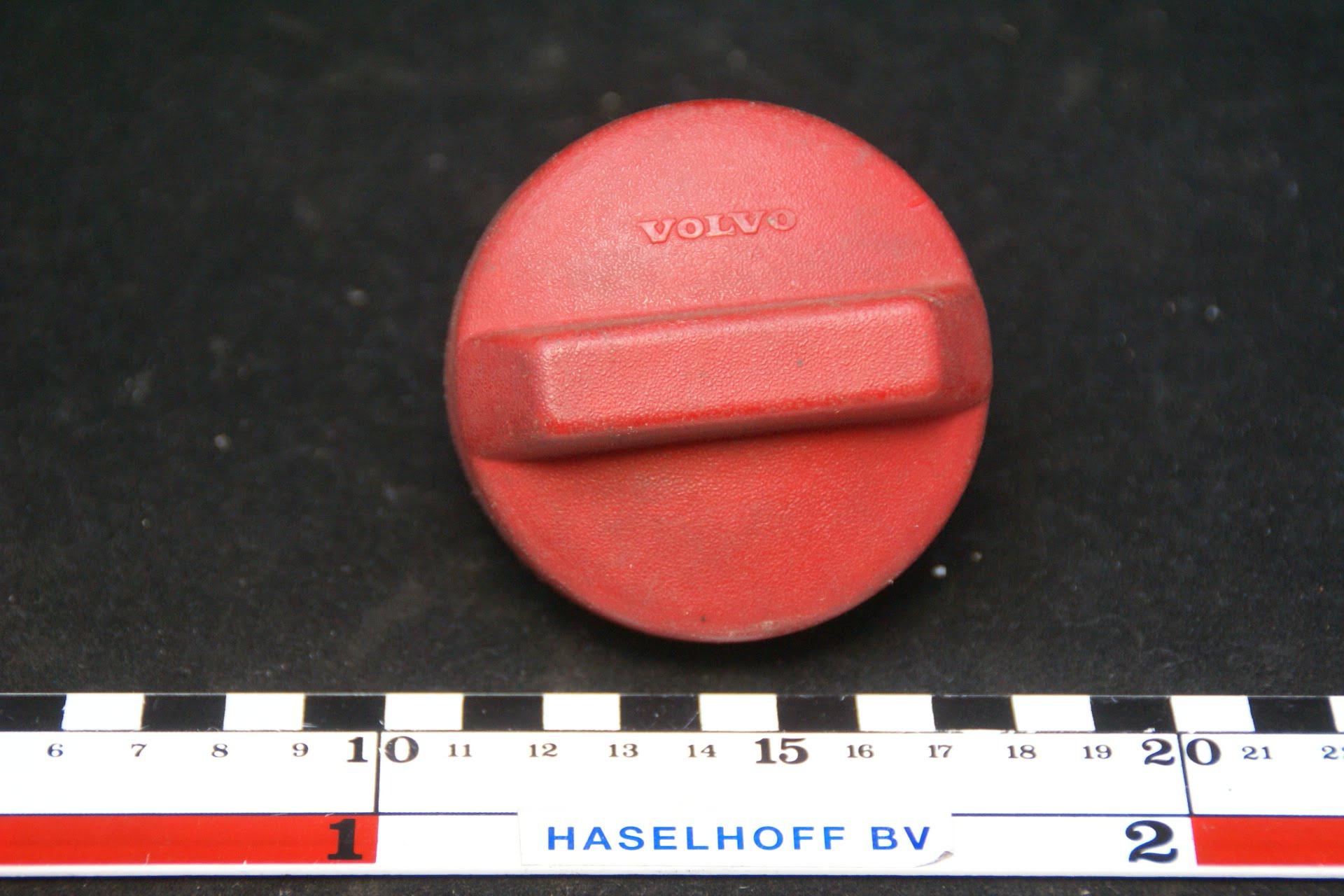 "benzinedop rood : VOLVO"" 160411-3923-0"