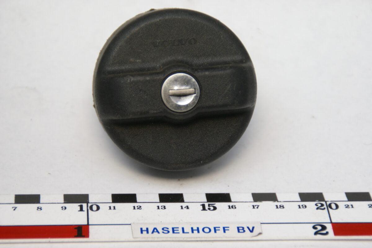 """benzinedop zwart """"VOLVO"""" 160411-3934-0"""