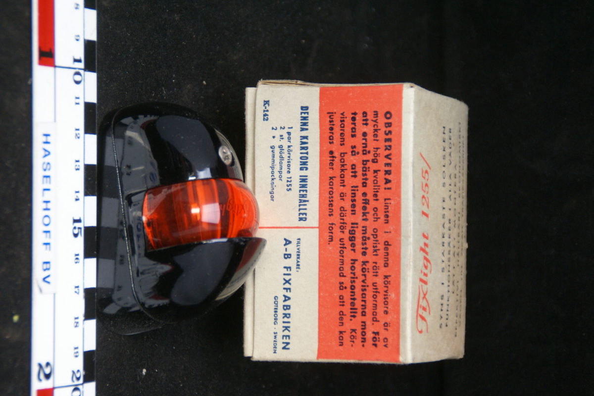 Fixlight richtingwijzer in box NOS 160413-4000-0