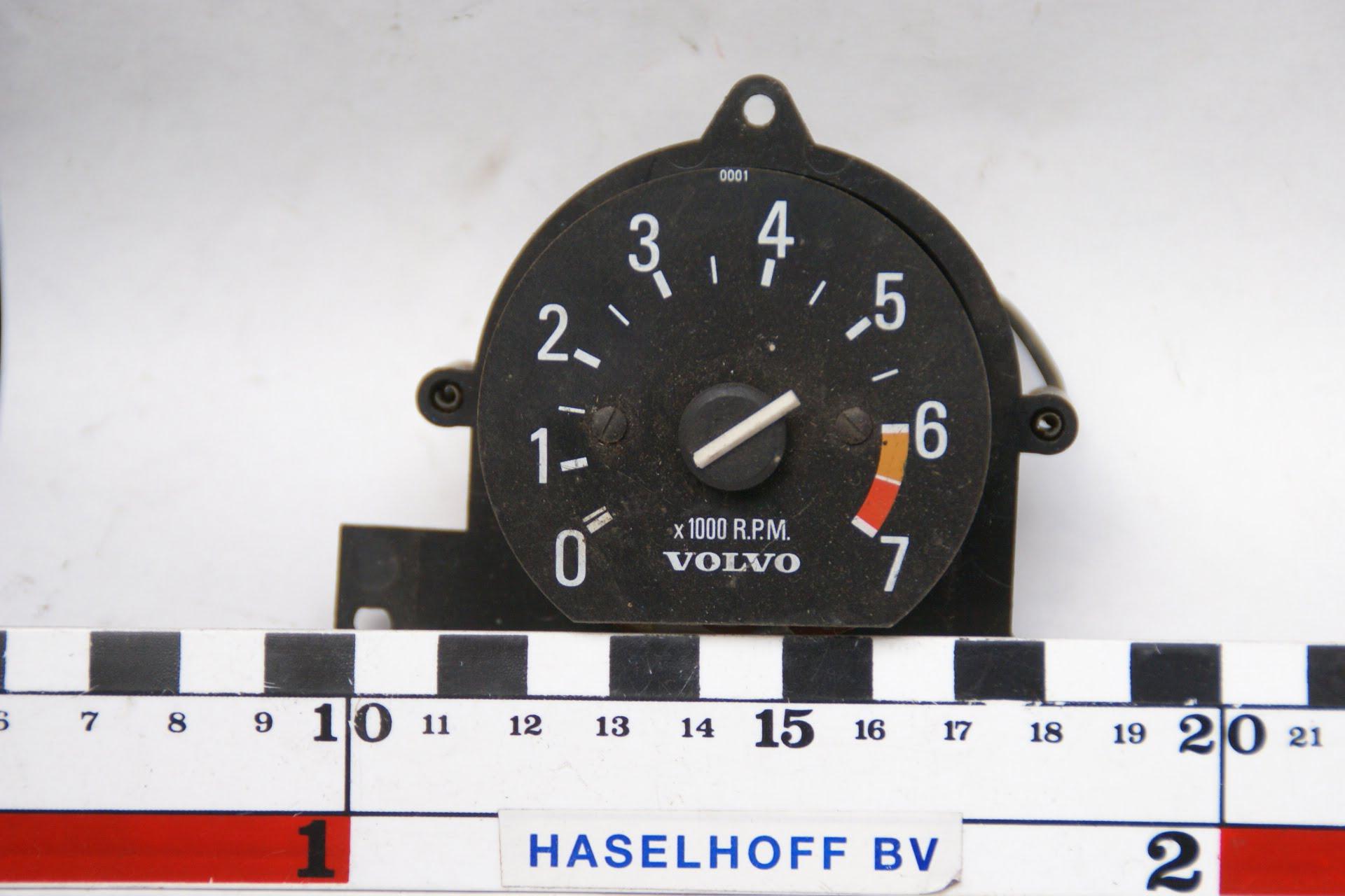 """""""VOLVO"""" toerentellerinbouw 160413-4030-0"""