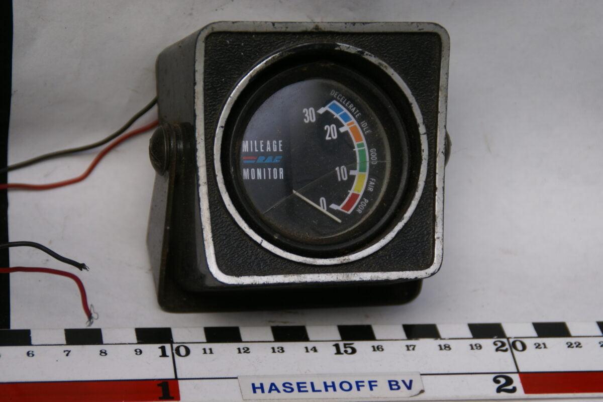 vacuummter met glas en opbouwkast 160413-4063-0
