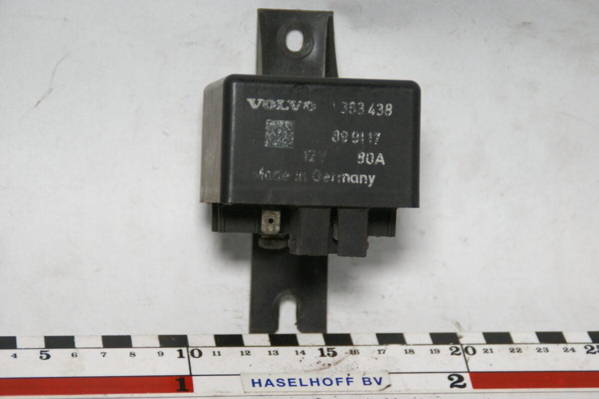 VOLVO relais diesel 1363438-0