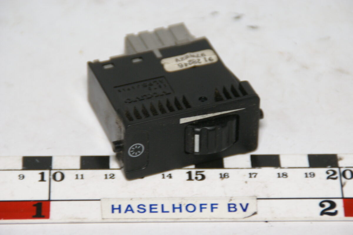 schakelaar dimmer dashboardverlichting 9128246-0