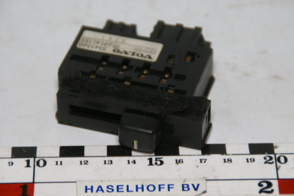 schakelaar dimmer dashboardverlichting 3545560-0