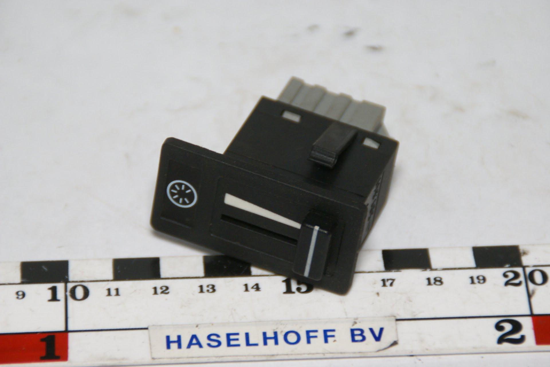 schakelaar dimmer dashboardverlichting 160622-5484-0