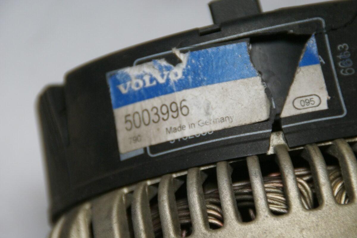 dynamo VOLVO 5003996-0