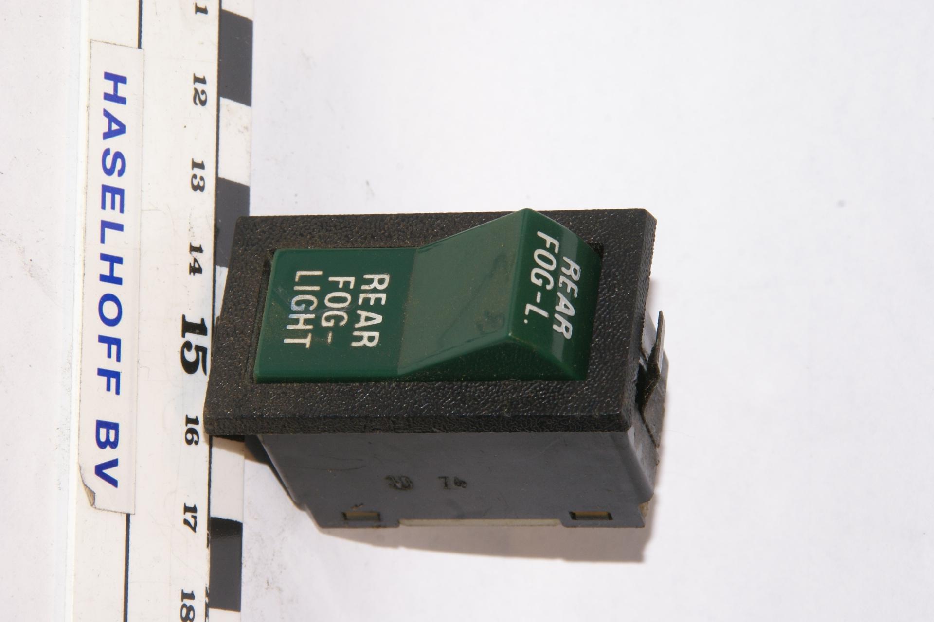 schakelaar rear foglicht groen 160106-2061-0