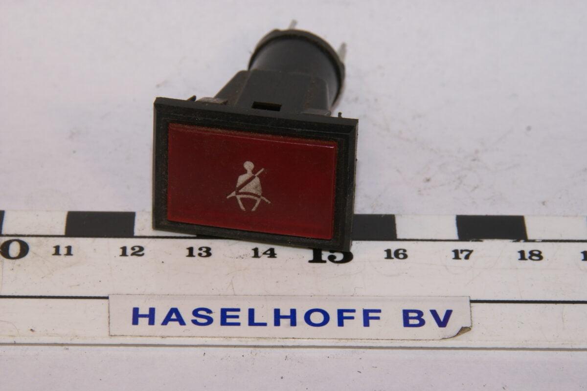 lamp fasten seatbelts 160106-2072-0