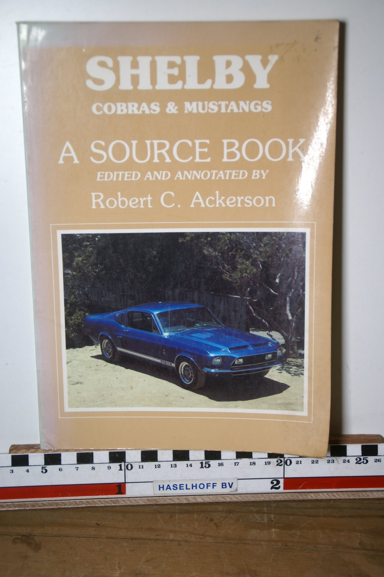Robert Ackerson Shelby Cobras & Mustangs 180205-3698-0