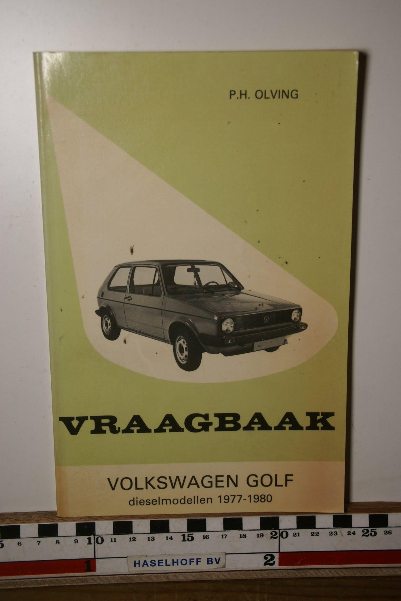 Olyslaber vraagbaak Volkswagen Gilf diesel 180205-3699-0