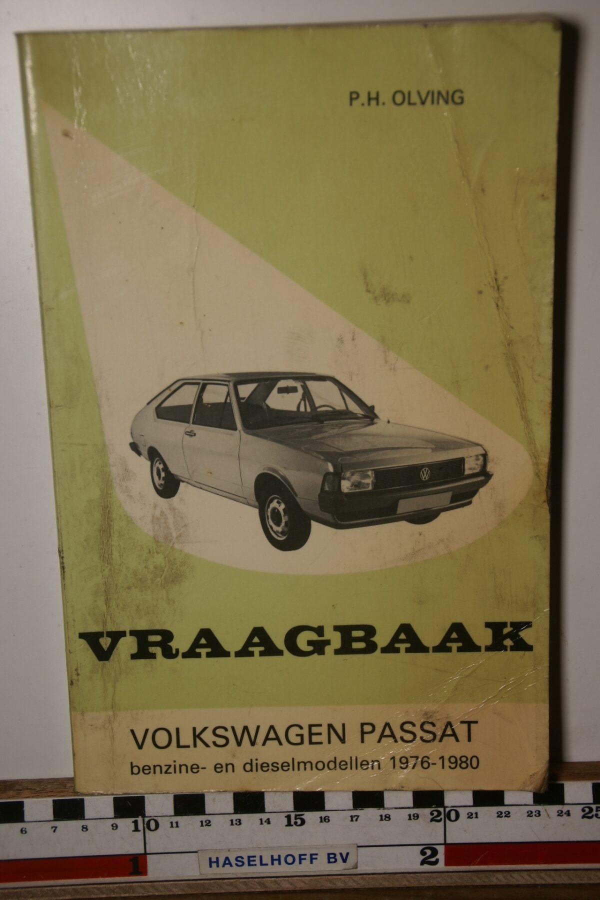 Olving vraagbaak Volkswagen Passat benzine diesel 180205-3703-0