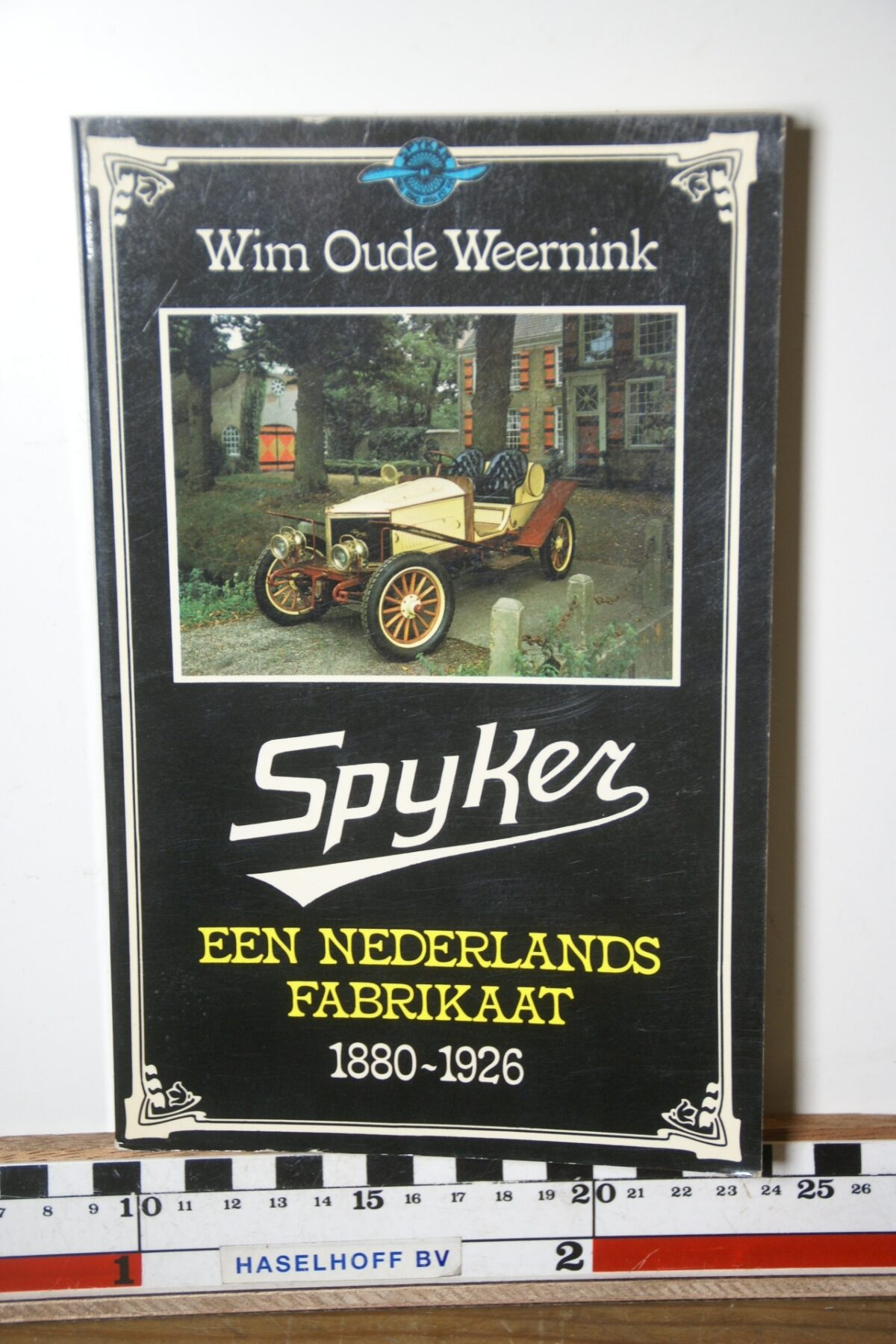 Wim oude Weernink Spijkel Een Nederlands Fabrikaat 180205-3708-0