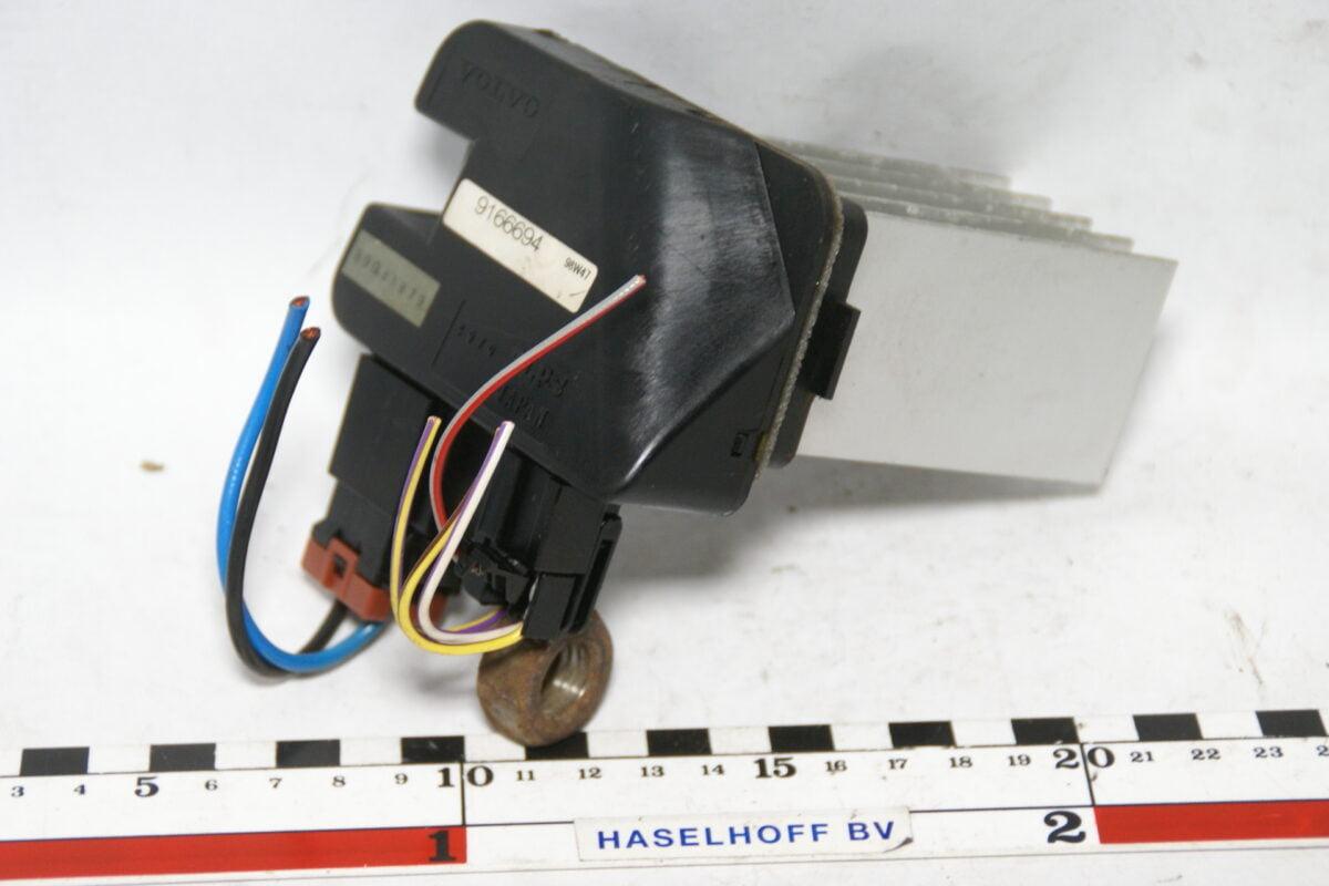 kachelmotor weerstand 9166694-0