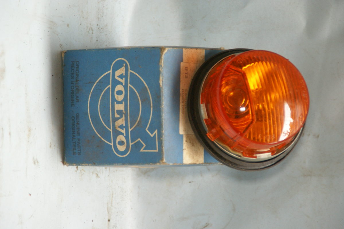 richtingwijzer met rubber, dubbele fitting en glas 180627-5863-0