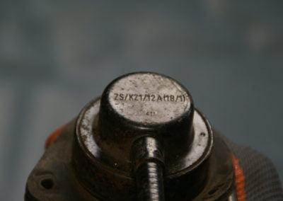 bobine 3-gats met lange gepanserde kabel en cotactslothuis 180627-5870-5754