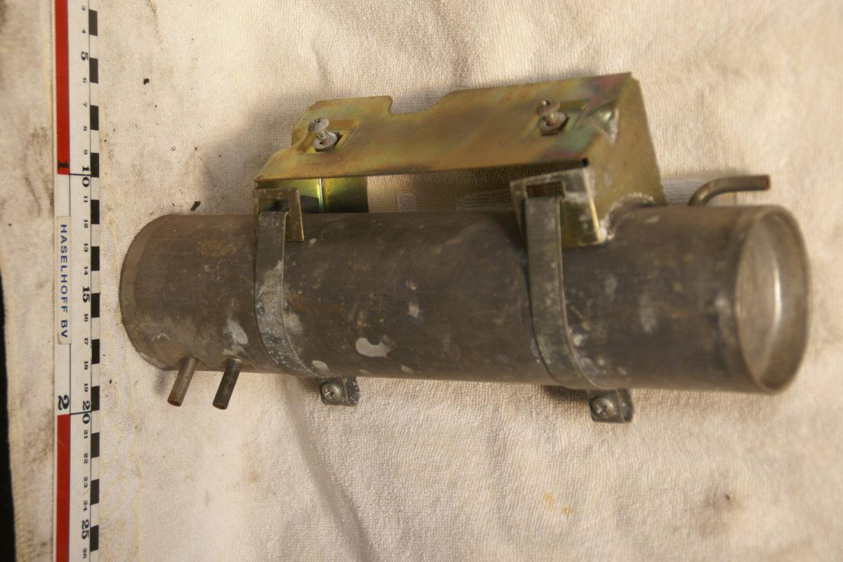 vacuumtank linksachter met bevestiging 180704-5919-0