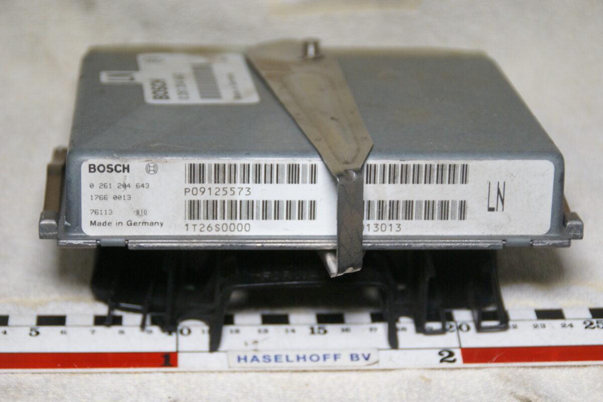 ECU BOSCH ontstekingscomputer LN p09125573-0