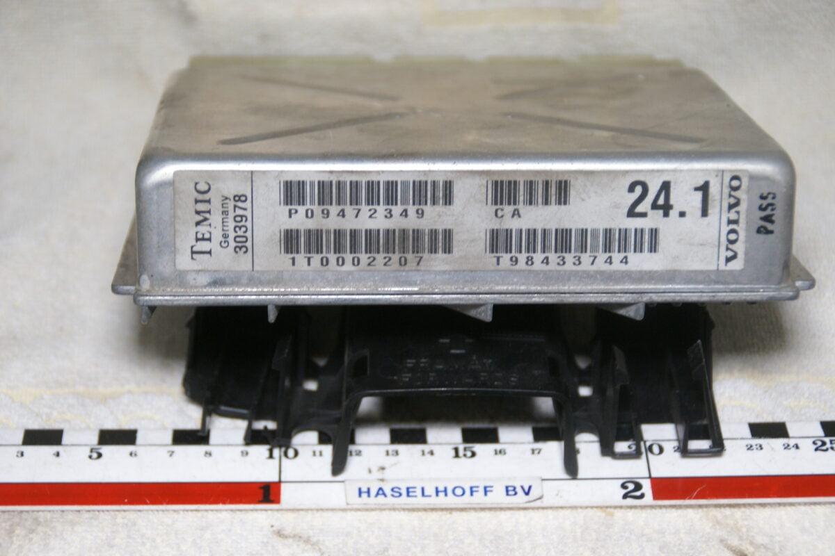 ECU TEMIC ontstekingscomputer 24.1 p09472349-0