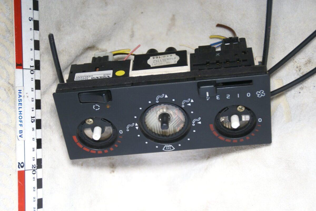 bedieningspaneel verwarming 354556-0