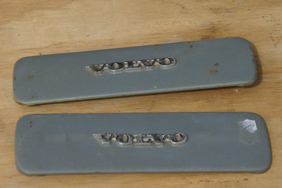9015-radioplaatje Volvo div