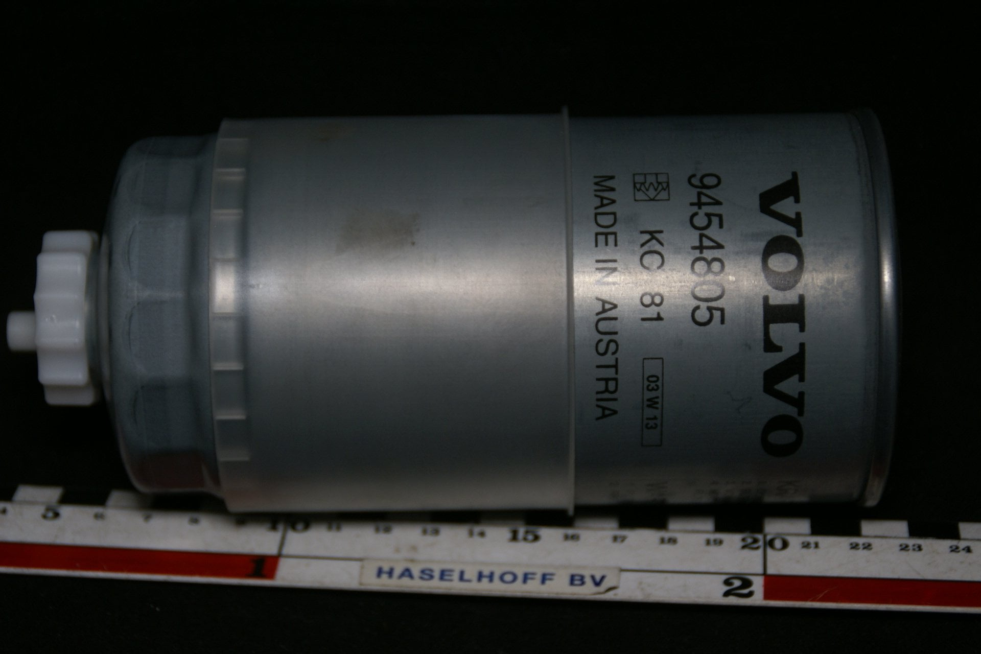DSC00085 Volvo brandstoffilter 9454805