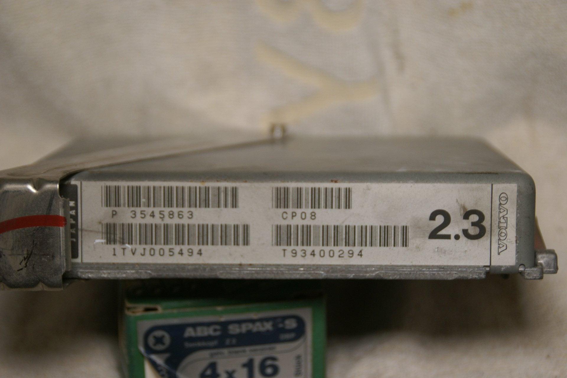 DSC00344 ecu 2.3 Volvo V70II XC70II 165 PK