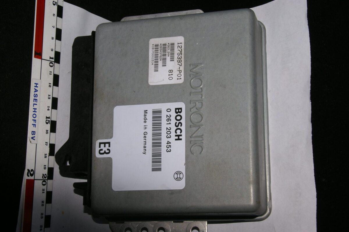 DSC01643 ecu  E3 Volvo BOSCH Motronic  261203453