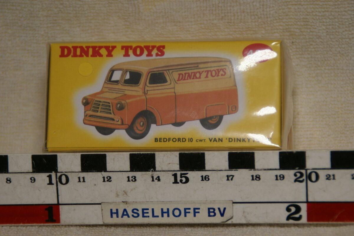 DSC08634 Bedford 12CWT geel Atlas Dinky Toys 4659102 MB