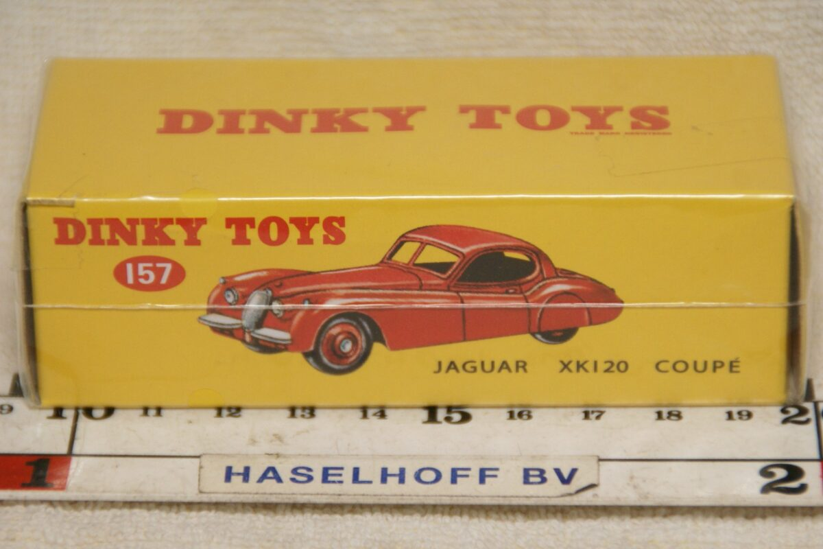 DSC08639 Jaguar XK120 groen Atlas Dinky Toys MB