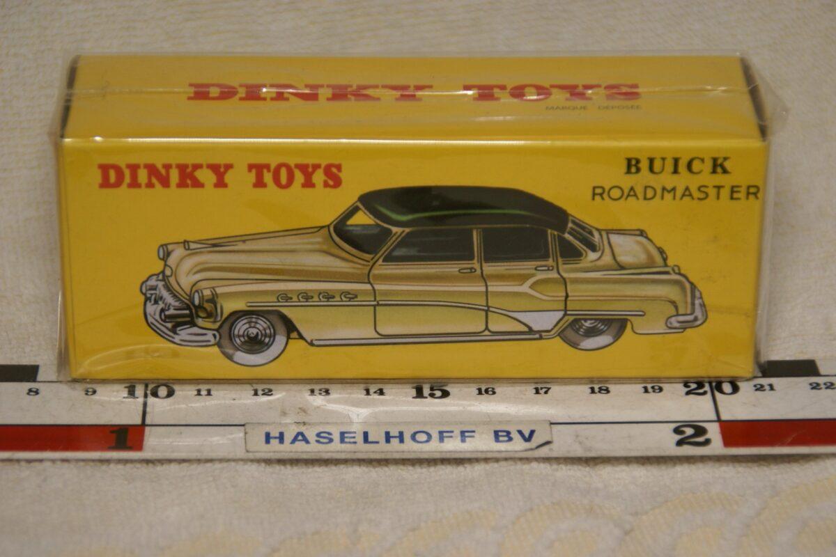 DSC08646 Biuck Roadmaster geelzwart 1op43 Atlas Dinky Toys 4659113 MB