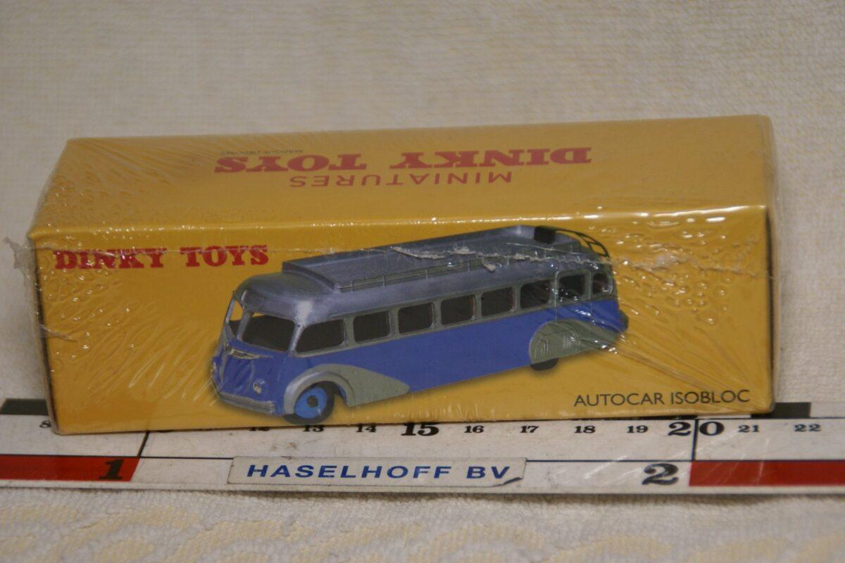 DSC08656 Isobloc 3 bus blaue 1op43 Atlas Dinky Toys 4677112 MB