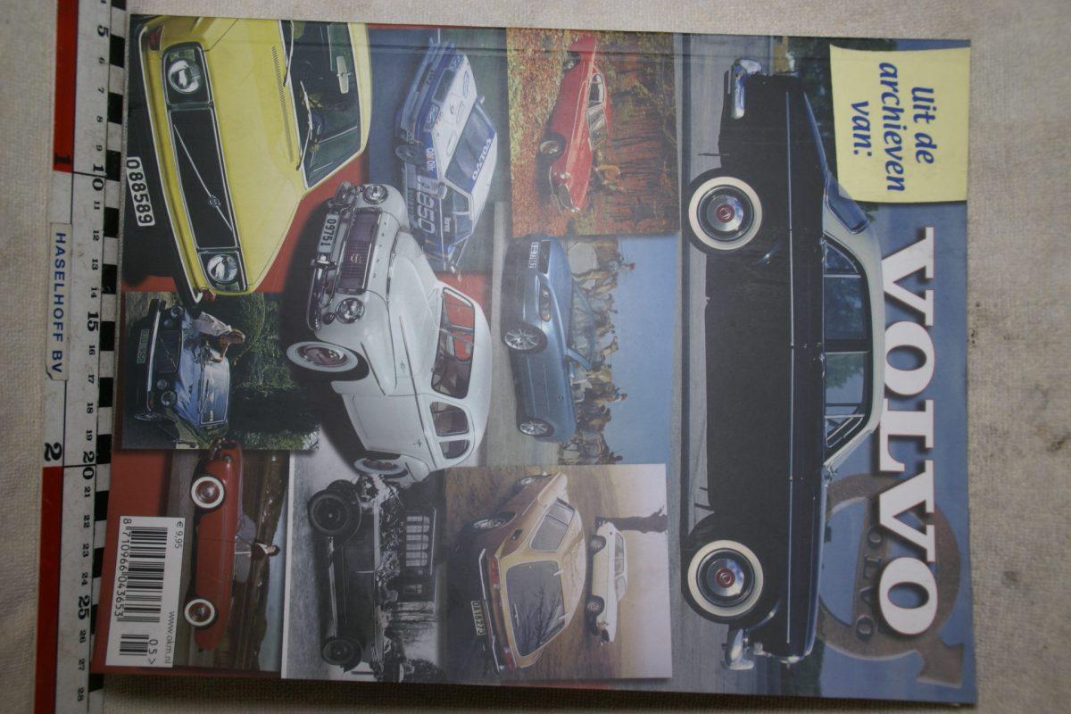 DSC00687 boek Uit de archieven van Volvo